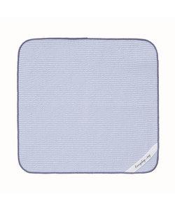 【すぐ乾く、速乾吸水、日本製】エブリデイ パイル ハンカチタオル 22X22