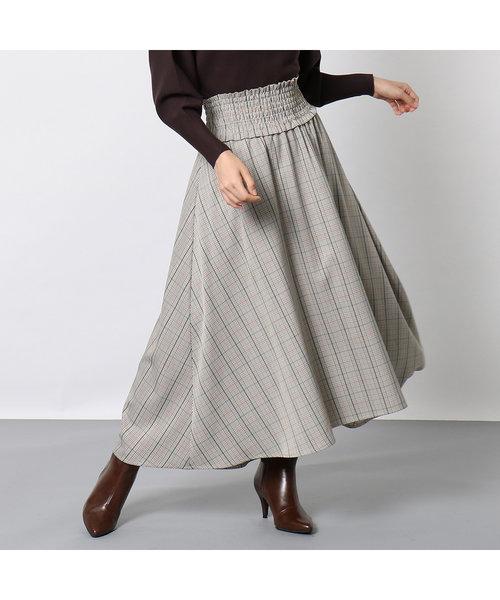 ウエストシャーリングスカート【セットアップ可】