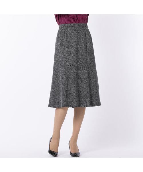 【セットアップ対応】ニットリング6枚接ぎスカート