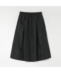 シャンブレ―メモリータフタスカート