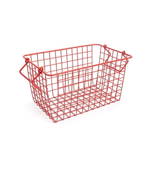 Wire basket rect  S