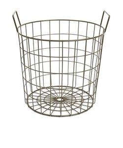 Wire basket round S
