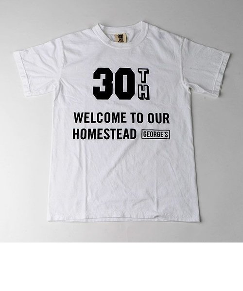 GEORGE'S 30th Tシャツ