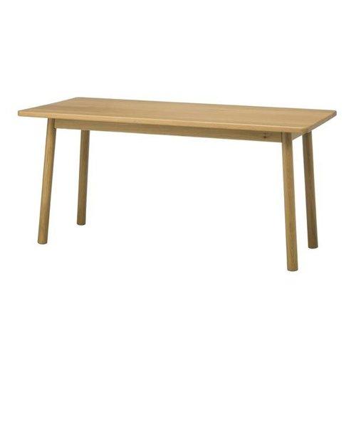 FLUFF / フラッフ ダイニング テーブル 140 ナチュラル