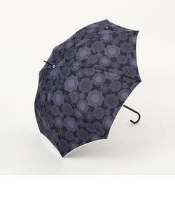 フラワーレース晴雨兼用長傘 雨傘