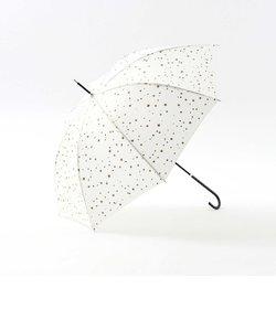 スターグリッター晴雨兼用長傘 雨傘