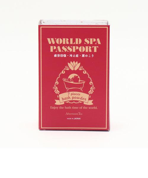 ワールドスパ入浴剤セット