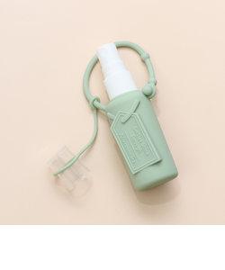 ホルダー付きポータブル除菌ボトル