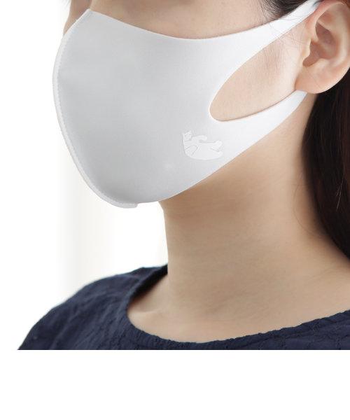 モチーフ洗える抗菌クールマスク3枚セット/女性向けMサイズ