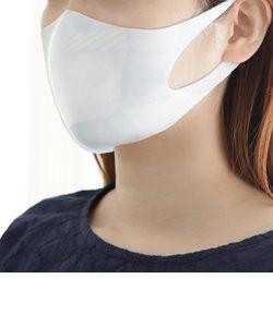 幾何学柄洗える抗菌クールマスク3枚セット/女性向けMサイズ