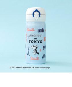 PEANUTS/サーモス/ワンタッチボトル