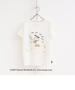 PEANUTS/プリントTシャツ