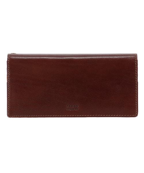 タケオキクチ エリア 長財布