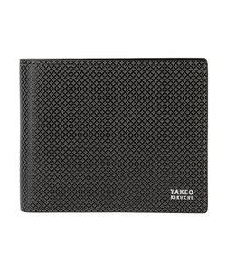 タケオキクチ バース 二つ折り財布