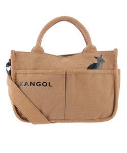 カンゴール 2WAYトートバッグ