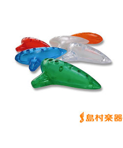 PLAAC GRNグリーン アルトC オカリナ プラスチック製