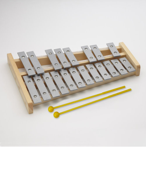 MTGL-12ALH 鉄琴 20音(半音付き)