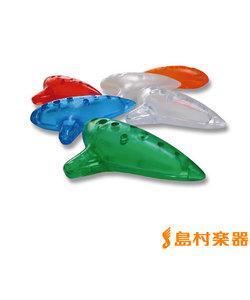 PLAAC REDレッド アルトC オカリナ プラスチック製