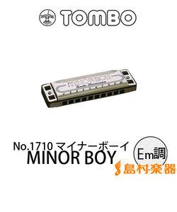 No.1710 マイナーボーイ MINOR BOY Em調 10穴 ブルースハープ
