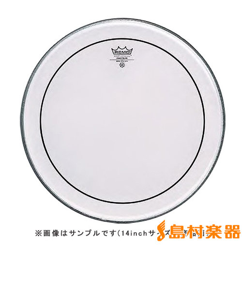 PS312BE PINSTRIPE ドラムヘッド ピンストライプ 【12インチ】