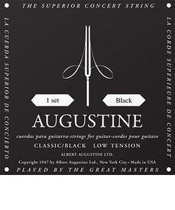 BLACK/SET クラシックギター弦 CLASSIC/BLACK 028-0435