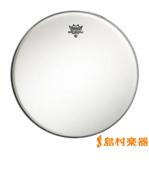 114BA Coated Ambassador ドラムヘッド コーテッド 【アンバサダー】 【14インチ】