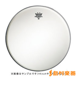 118TA Coated Ambassador ドラムヘッド コーテッド 【アンバサダー】 【18インチ】