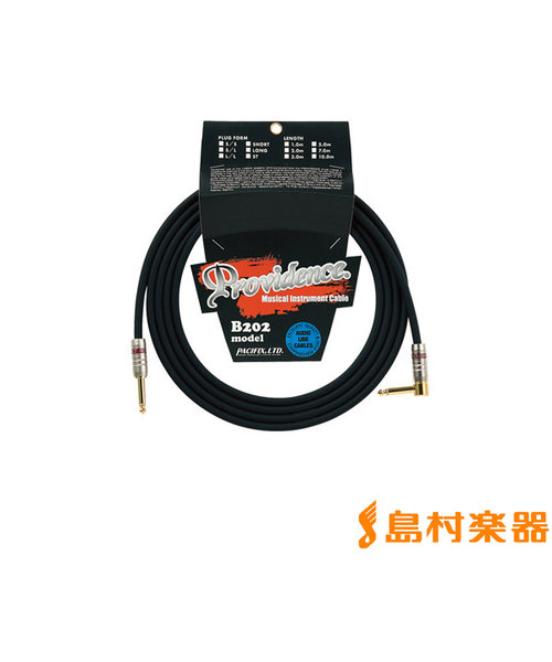 B202 S-L 3m シールド・ケーブル