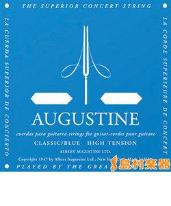 アオ6 クラシックギター弦 CLASSIC/BLUE ハイテンション 6弦:045【バラ弦1本】