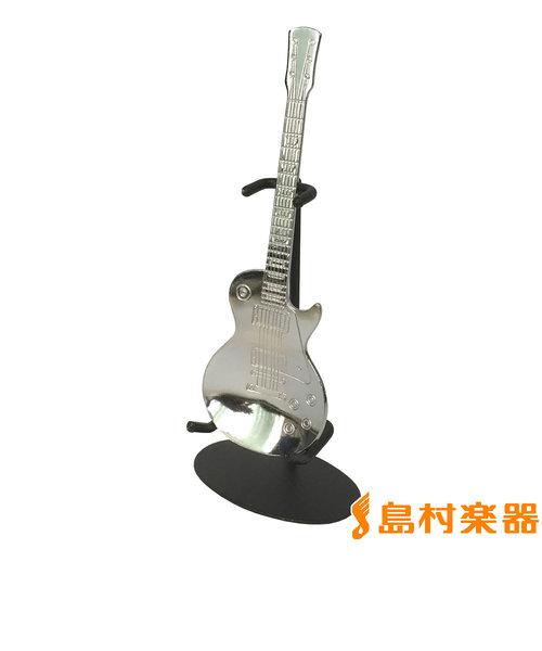 SP-LP ギター型スプーン レスポールタイプ スタンドセット