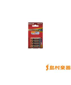 LR03(T) 4B D 電池 単4アルカリ4本