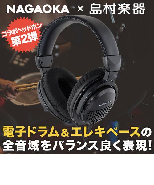 × 島村楽器 '演奏上達に役立つ'電子ドラム練習用ヘッドホン NS101DHP