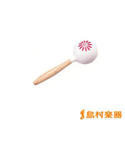 MMC40R ミニマラカス丸 花 2本セット