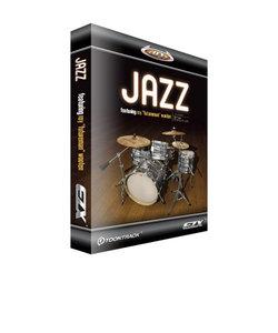 EZX JAZZ / BOX プラグインソフト JAZZ専用ドラム音源 【EZdrummer拡張音源】