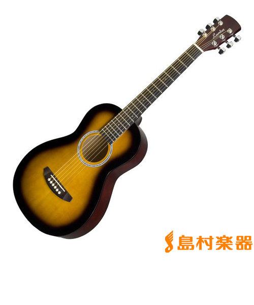 L100M TS ミニフォークギター