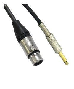 ECP10 マイクケーブル キャノン(XLR)-フォン10m