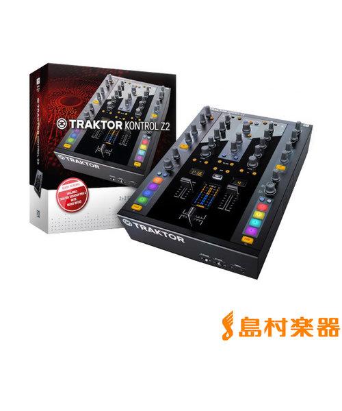 TRAKTOR Kontrol Z2 コントロールミキサー