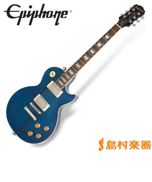 Les Paul Tribute Plus Outfit Midnight Sapphire レスポール トリビュート エレキギター