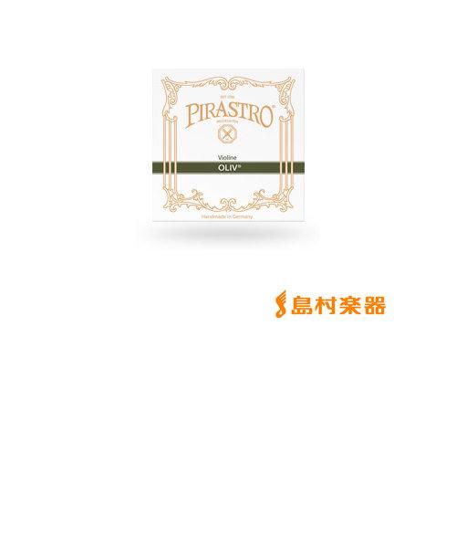 211841 Oliv ヴァイオリン弦 バイオリン弦 オリーブ D線 4/4用 ガット/シルバー巻 【ゲージ:13 3/4】 【バラ弦1本】