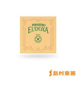 214241 EUDOXA ヴァイオリン弦 バイオリン弦 オイドクサ A線 4/4用 ガット/アルミ巻 【ゲージ:13 3/4】 【バラ弦1本】