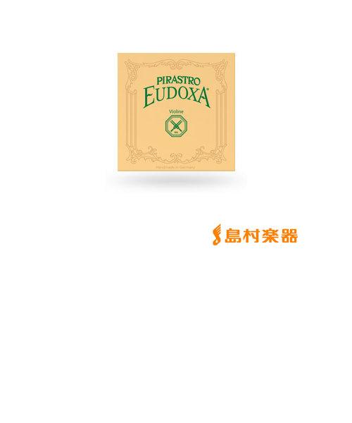 314791 EUDOXA ヴァイオリン弦 バイオリン弦 オイドクサ E線 3/4、1/2用 Mittel スチール弦 【ボールエンド】 【バラ弦1本】