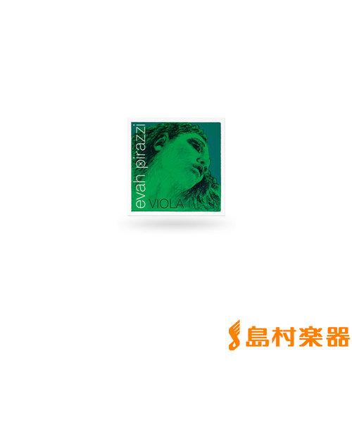 429412 ビオラ弦 EVAH PIRAZZI エヴァピラッツィ 4/4用 Weich ストレートパッケージ C線 【バラ弦1本】