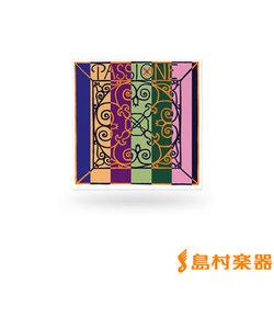 219341 PASSIONE ヴァイオリン弦 バイオリン弦 パッシオーネ D線 4/4用 ガット/シルバー巻 【ゲージ:13 1/2】 【バラ弦1本】