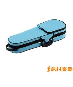 TRC-100C SBL 水色 バイオリンケース 【1/10用】 【セミハードケース】