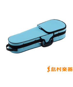 TRC-100C SBL 水色 バイオリンケース 【1/2用】 【セミハードケース】