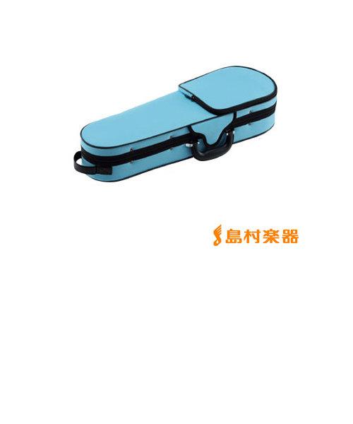 TRC-100C SBL 水色 バイオリンケース 【1/8用】 【セミハードケース】