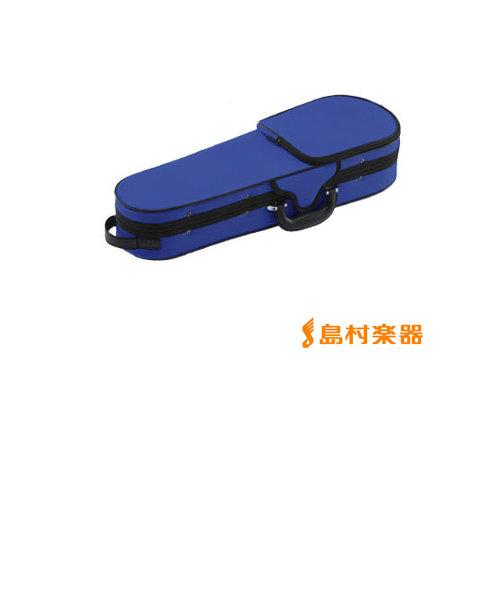TRC-100C MBL ブルー バイオリンケース 【3/4用】 【セミハードケース】