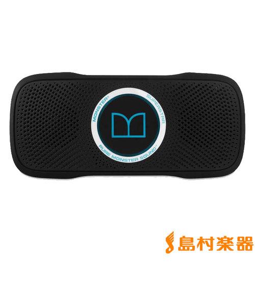 MH SPSTR BKF ワイヤレススピーカー Bluetooth対応 SUPERSTAR BACKFLOAT N-BL(ネオンブルー)