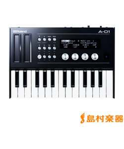 Boutique A-01K Controller Generator MIDIコントローラー (K-25mバンドルパッケージ)