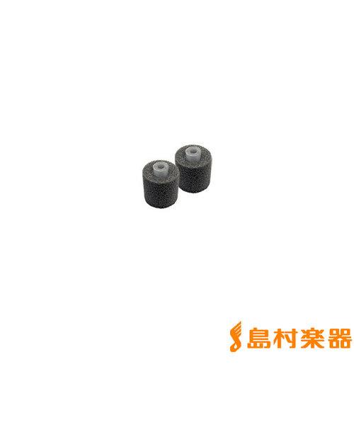 ER38-14FE (5ペア) Mサイズ ブラック フォームイヤーチップ [ ER6i ]用